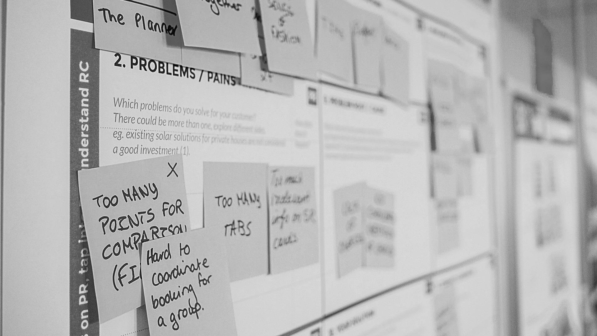 Visual - Product Design Sprint 1